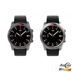 Smartwatch AllCall W1 3G, Display Amoled, Quad Core, 2GB RAM, 16GB ROM, Wireless - AllCall Romania